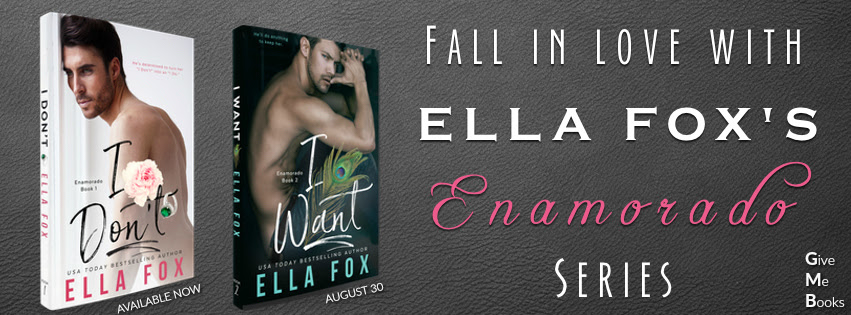 COVER REVEAL- I Want by EllaFox
