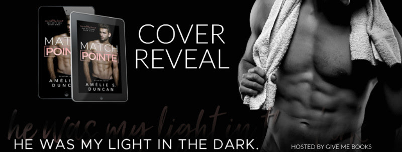 COVER REVEAL- Match Pointe by Amélie S.Duncan