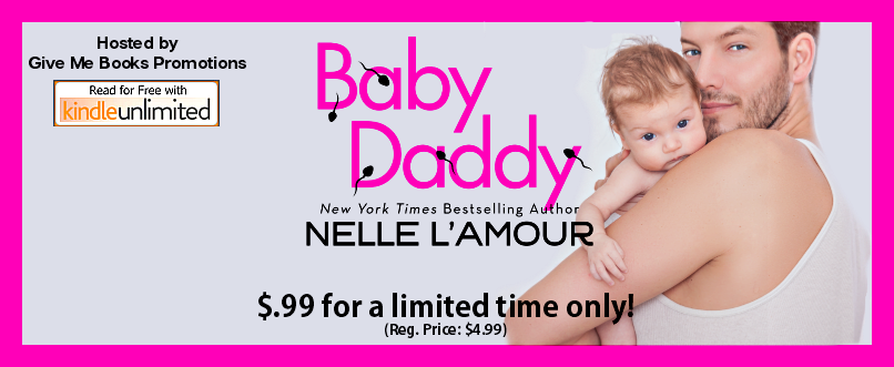 BOOK BLITZ- Baby Daddy by Nelle L'Amour