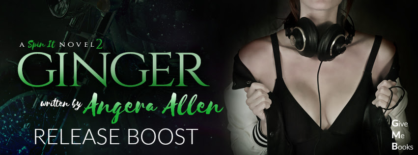 RELEASE BOOST- Ginger by Angera Allen