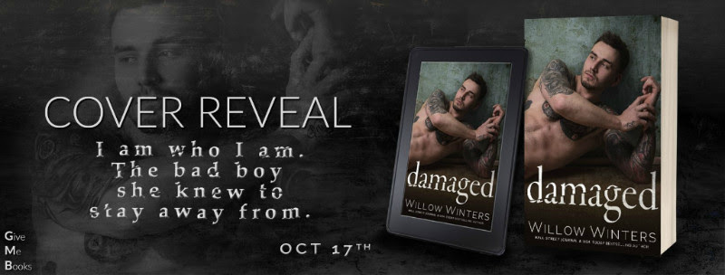 COVER REVEAL- Damaged by Willow Winters