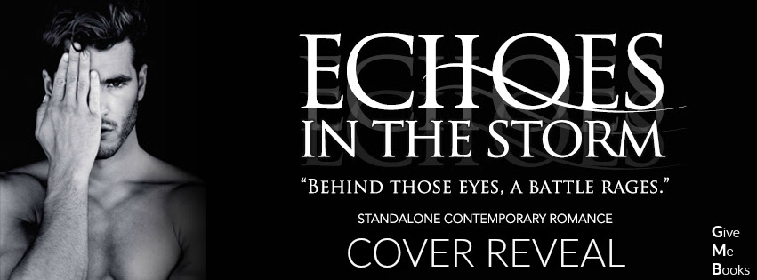 COVER REVEAL- Echoes in the Storm by Max Henry