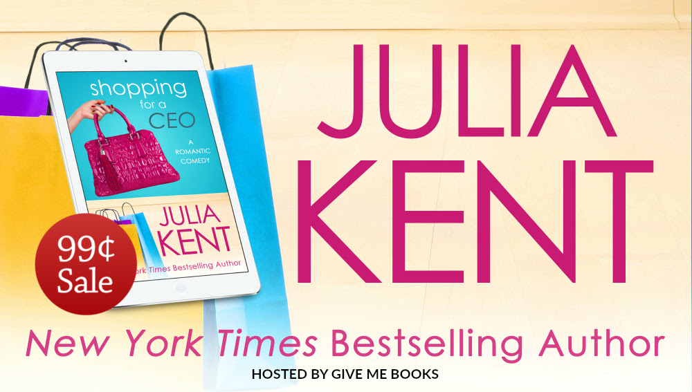 SALE BLITZ- Shopping for a CEO by Julia Kent