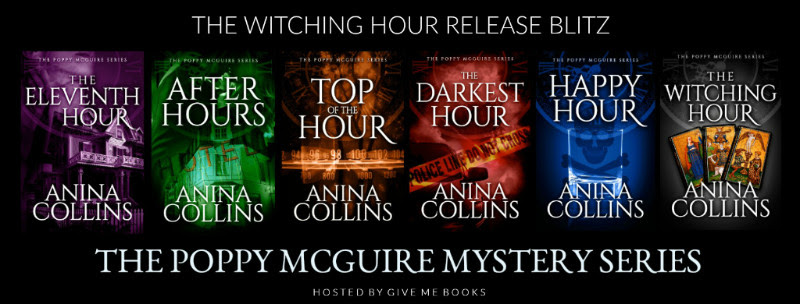 RELEASE BLITZ- The Witching Hour by AninaCollins