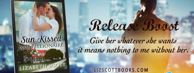 RELEASE BOOST- Sun Kissed by the Billionaire by LizabethScott