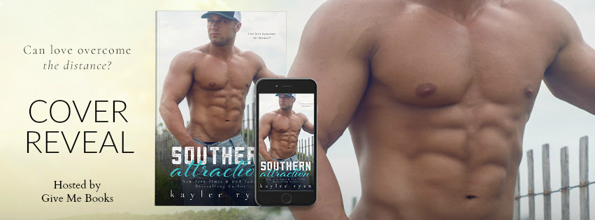 COVER REVEAL – Southern Attraction by KayleeRyan