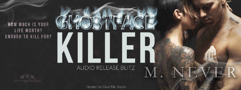 AUDIO RELEASE BLITZ- Ghostface Killer by M.Never