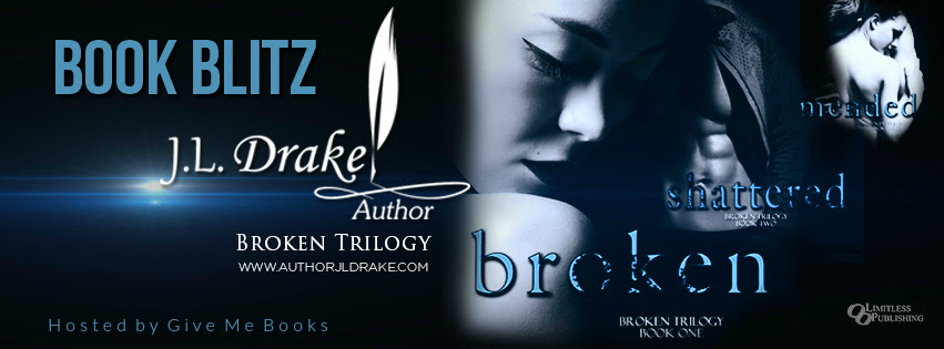 BOOK BLITZ- Shattered by J.L. Drake