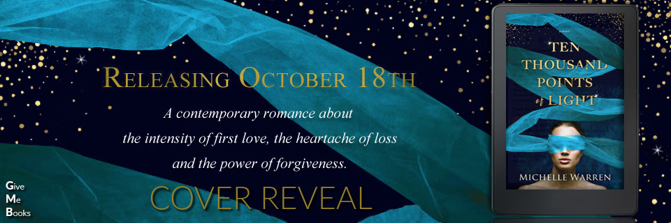 COVER REVEAL- Ten Thousand Points of Light by MichelleWarren