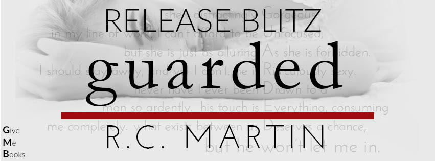 RELEASE BLITZ- Guarded by R.C.Martin