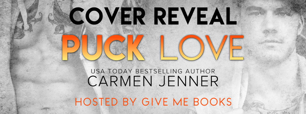 COVER REVEAL- Puck Love by CarmenJenner