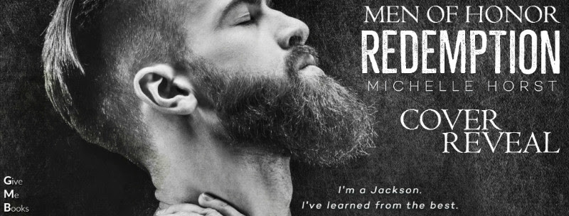 COVER REVEAL- Redemption by Michelle Horst