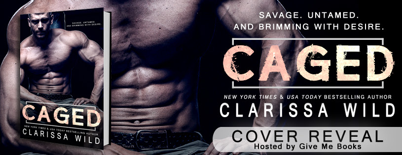 COVER REVEAL- Caged by ClarissaWild