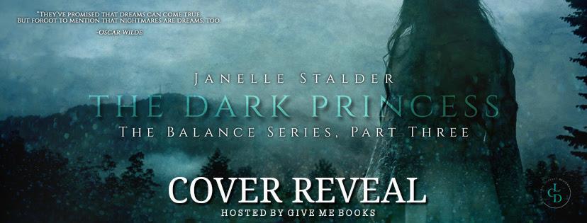 COVER REVEAL- The Dark Princess by JanelleStalder