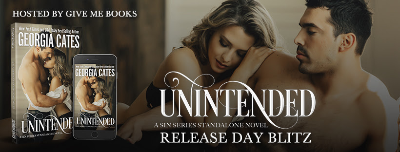 RELEASE BLITZ- Unintended by Georgia Cates