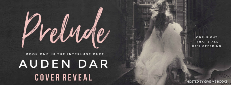 COVER REVEAL- Prelude by AudenDar