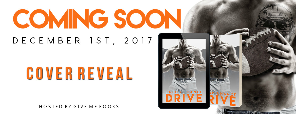 COVER REVEAL- Drive by Jacob Chance