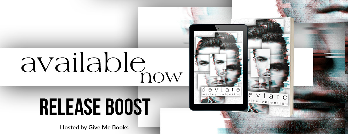 RELEASE BOOST- Deviate by Marley Valentine