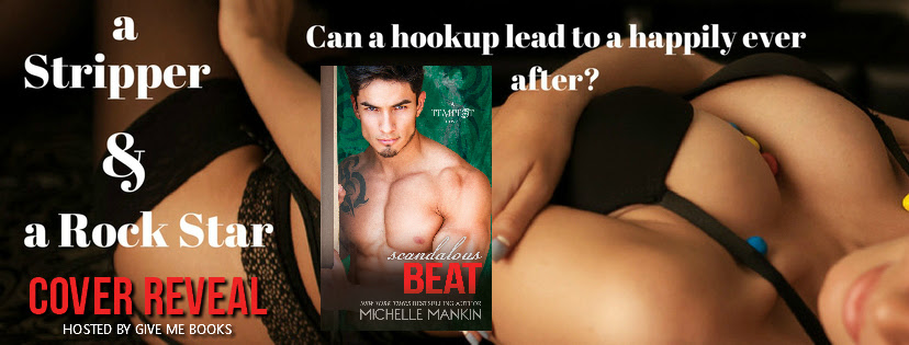 COVER REVEAL- Scandalous Beat by MichelleMankin