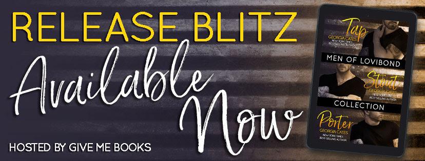 RELEASE BLITZ- Men of Lovibond Bundle by GeorgiaCates